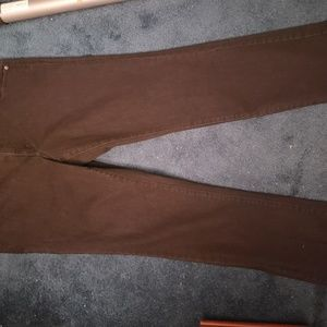 Mossimo sz 18 black jeans
